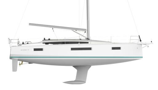 Vi har analysert tallene og løsningene på ny Sun Odyssey 410