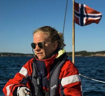 SJEF: Susanne, sjefen på sjøen.