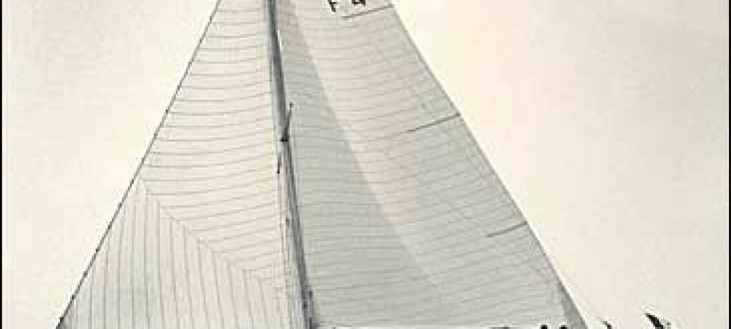 Historisk 12 meter til Risør