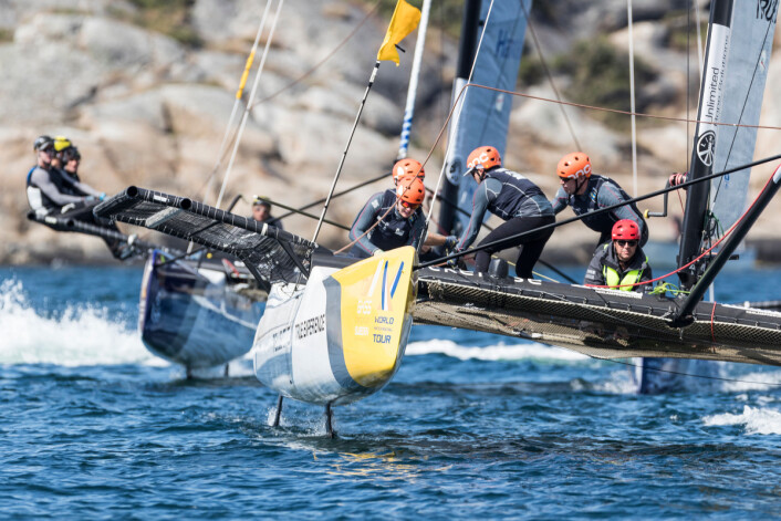 5th July 2017. GKSS Match Cup Sweden, Marstrand, Sweden.