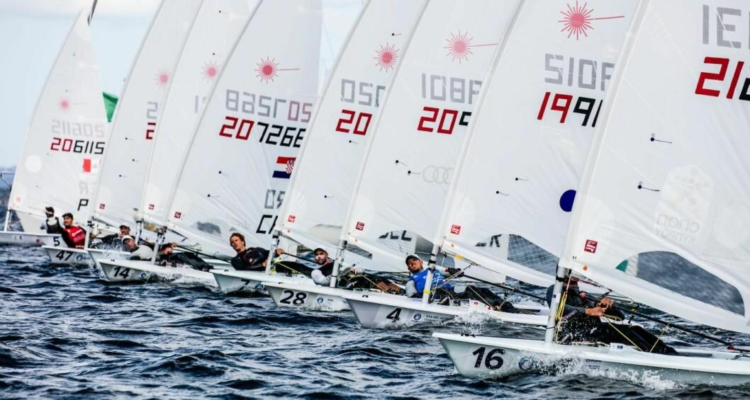 Laser skifter navn til ILCA Dinghy og fortsetter som OL klasse for damer og herrer