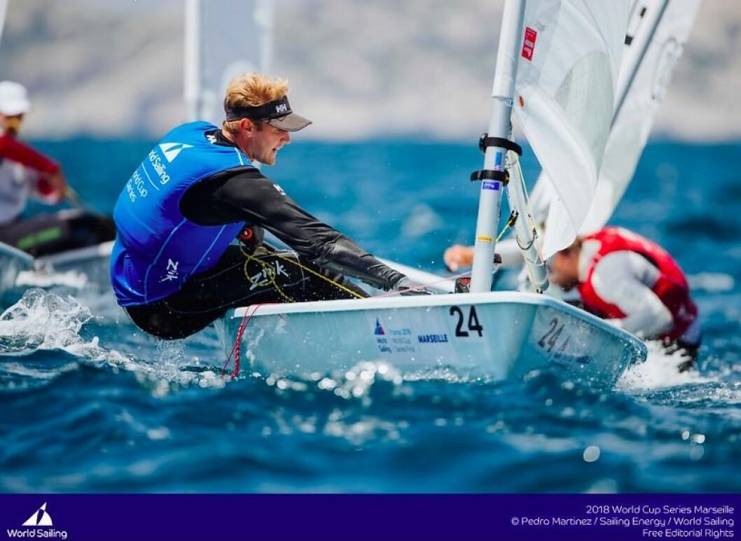 Hermann Tomasgaard topp ti på internasjonal ranking