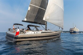 YACHT: Oceanis Yacht 62 ble lansert i 2016.