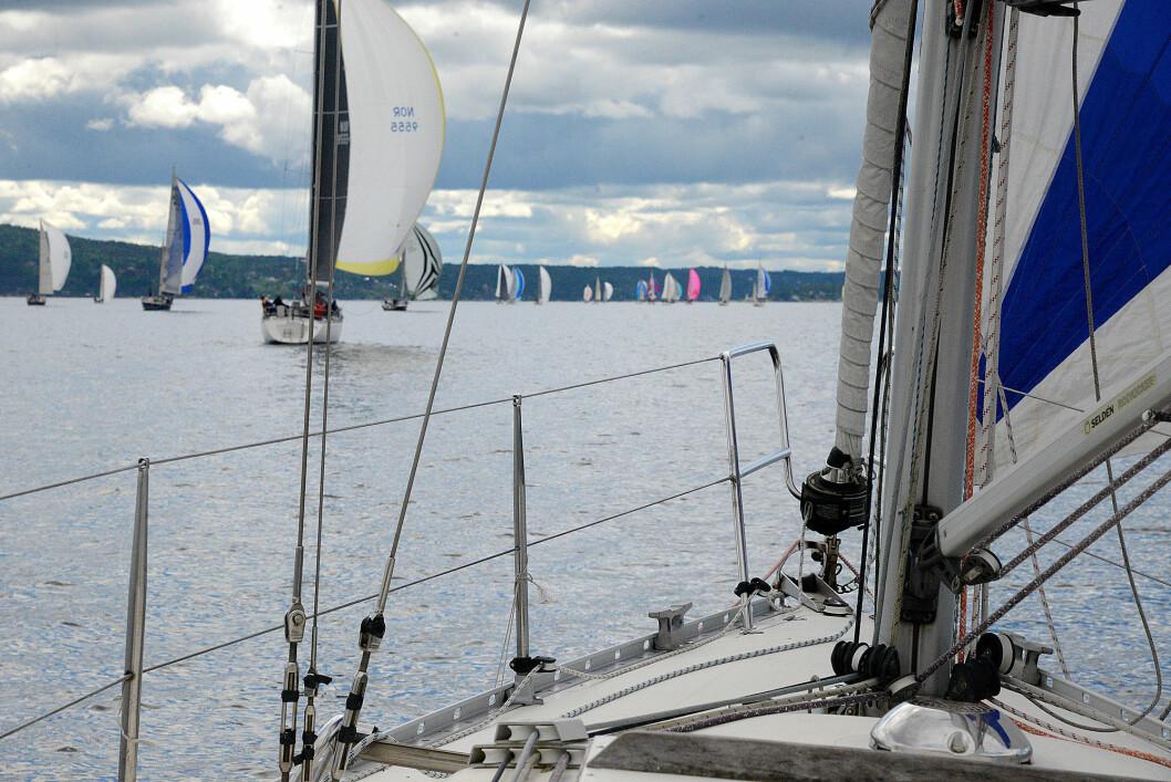 TRENING: Foreningene i stor-Asker arrangerer samling for storbåter i Sætre.