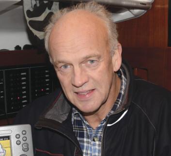 ARRANGØR: Audun Gjøstein vil øke kunnskapen for seilere i Osloforden.