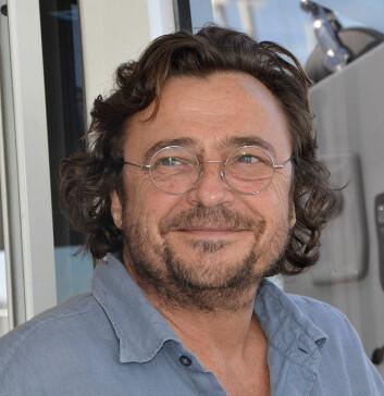 KONSTRUKTØR: Marc Van Peteghem er en av grunnleggerne av VPLP.