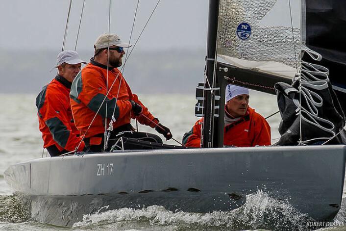Artemis, Kristian Nergaard, Kristoffer Spone og Trond Solli-Sæther