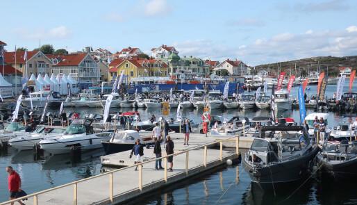 Klart for båtutstillinger i Sverige