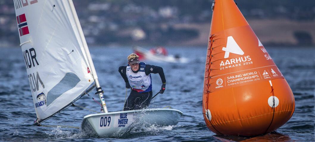 OL-billetter til norske seilere