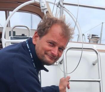 SJEF: Thomas Dan Hougaard leder Faurby, og er fornøyd med senere tids utvikling.