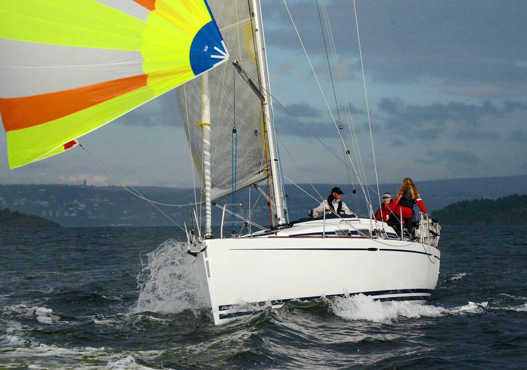 SHORTHAND: De fleste Arcona-eiere bruker båten mest med bare to om bord.
