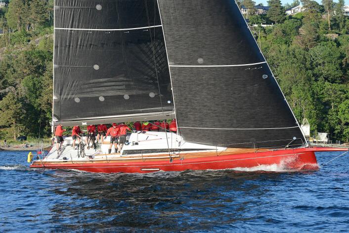 CLUBSWAN: «Proxflyer» er Båter i Sjøens mest oppsiktsvekkende båt.