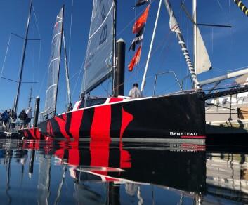 FIRST: Seascape blir nå First, og vil bli markedsført som Beneteau.