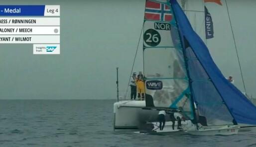 Næss/Rønningen vant medaljefinalen