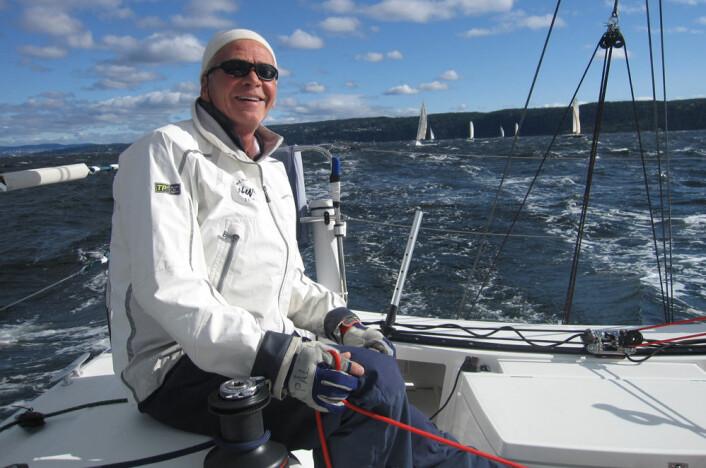 INN PÅ TOPP 25-LISTEN: Pål Kragerud har hatt en god sesong og er nå blant de 25 beste på rankingen.
