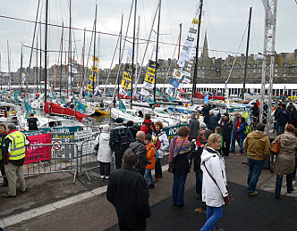 Rekordstort Route du Rhum med start 4. november