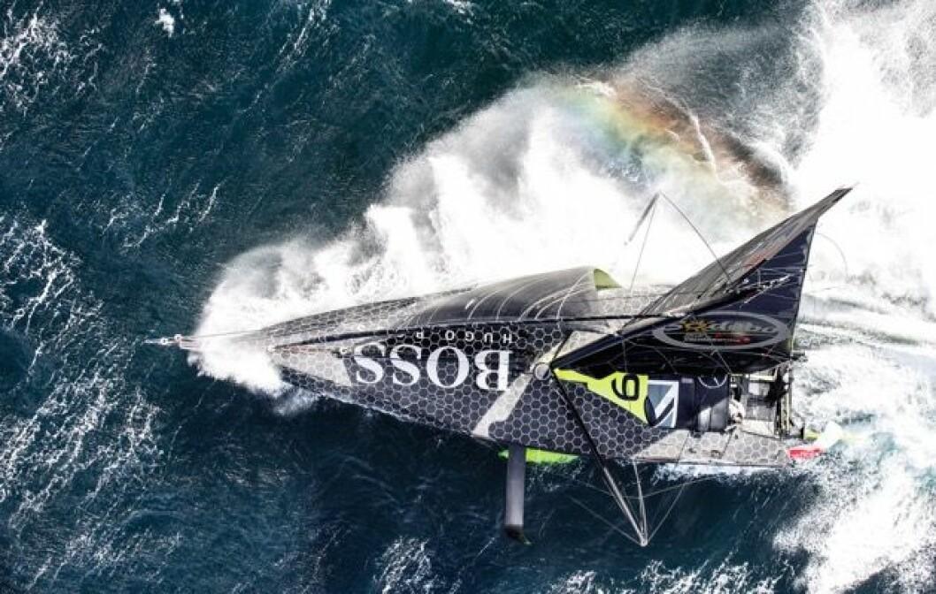 IMOCA 60 i The Ocean Race