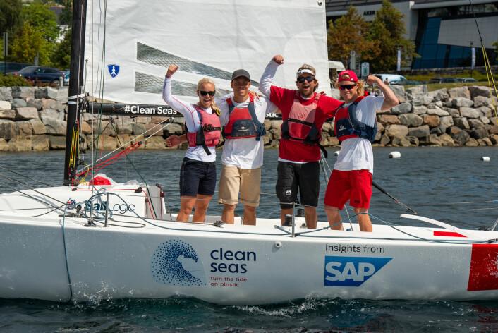 JUBEL IGJEN: Vil mesternes mester gi seilerne fra Risør grunn til å juble på nytt?