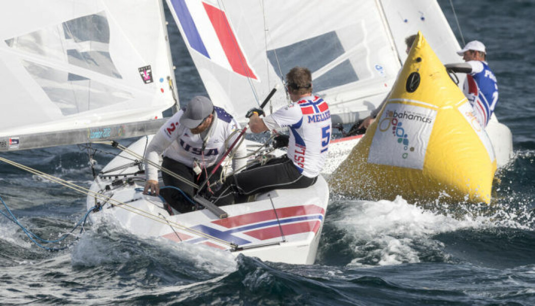 Eivind Melleby/Joshua Revkin tok VM sølv i 2018