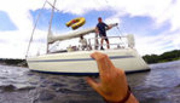 MOB: De fleste som faller over bord, gjør det nær kysten eller i nærheten av andre båter.