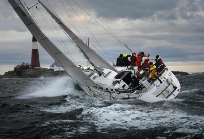 NORLIN: Tor Jacob Aabelvik var med å skape N-Yachts 41.
