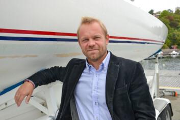 KNS: Anders Kristensen mener at gullet til Claus Landmark i sommer styrker våre sjanser.