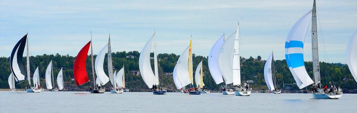ORCI: I de senere årebe har det vært tre klasser i VM, minste med båter fra 30 til 38 fot, midtre klasse med båter fra 38 til 44 fot, og en klasse for større.