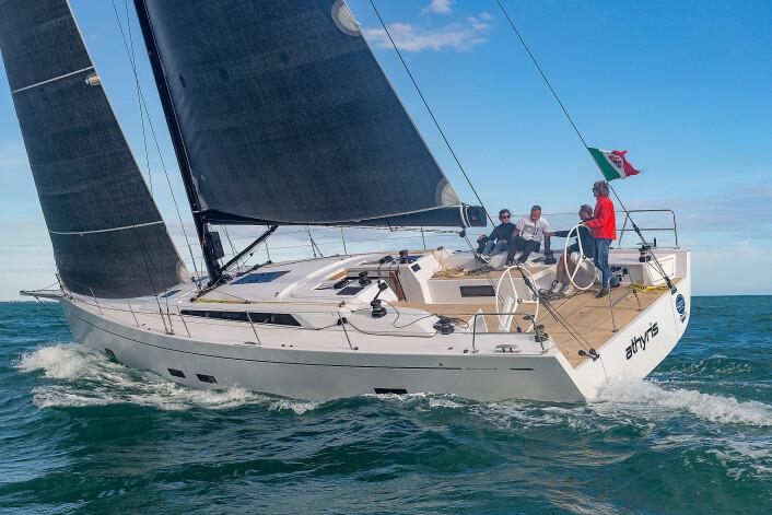 RASK: Grand Soleil 48 er en av tre båter nominert i klassen for performance cruisers.