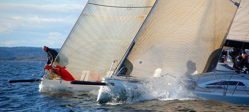 NM for store båter til Hankø