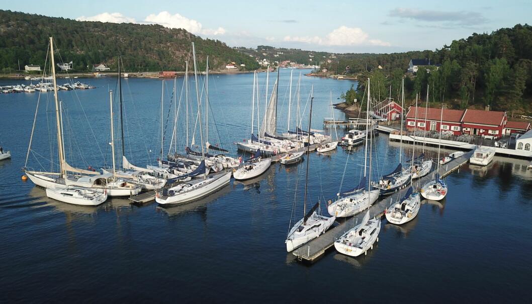 HANKØ: Hankø Yacht Club blir base for norgesmesterskapet og soloregattaen.