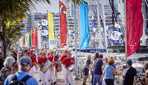 ARC-sirkuset i gang i Las Palmas