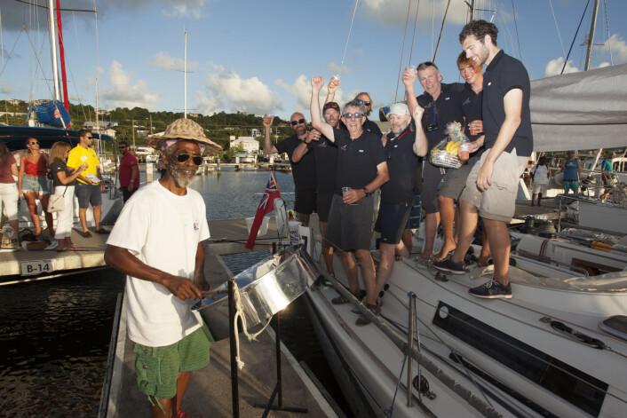 KARIBIA: Å komme til land på Saint Lucia er stort, men i år er det et alternativ, St. Vincent