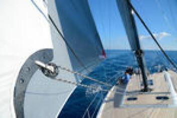ENKLERE: Selvslåer er inn også i Middelhavet. Her på Solaris 50