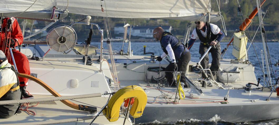 Slutt for Helly Hansen i Skagen Race