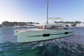 2X: Lagoon lanserer ny 42-foter med mer plass i lugarene.