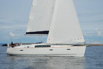 BRUKT: Beneteau Oceanis 40 årsmodell 2007.