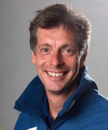 ASKER: Anders Lewander skal snakke om seiling i hardt vær 5. desember.