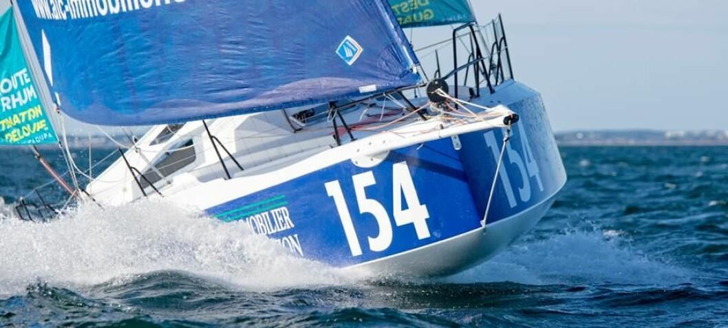 Vant Route du Rhum med raskere båt