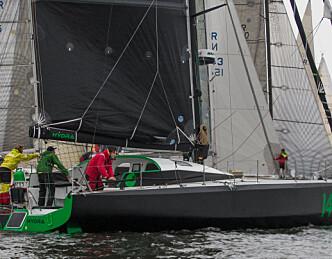 Henrik Bergesen klar for 2018 RORC Transatlantic Race