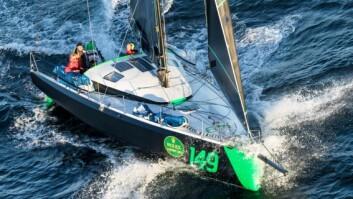 FASTNET: «Hydra» seilte Fastnet Race i 2017.