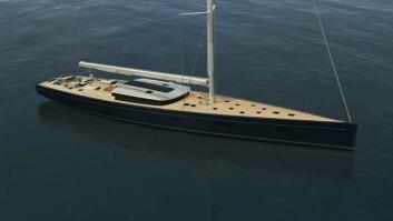 STØRST: G2 er ARCs største båt. Den har nylig vært gjennom en omfattende oppgradering. Den ser rask ut.