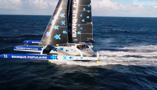 Om Route du Rhum på World Sailing Show