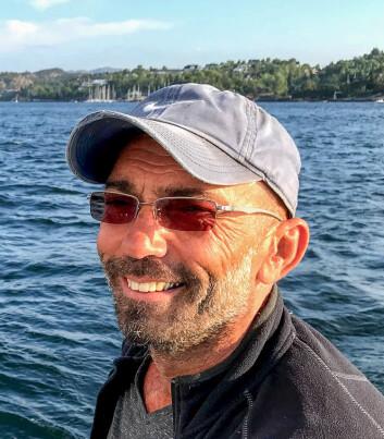 SAVNET: Ran-seiler Pierre Marie Noel Coudray falt over bord fra båten sin i september 2018.