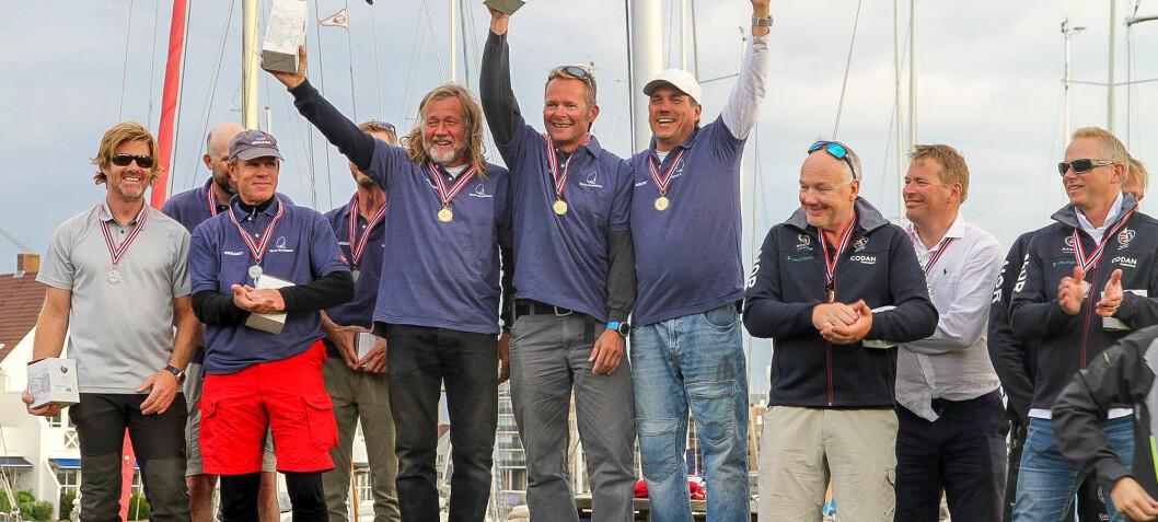 Flott norgesmesterskap i Stavanger