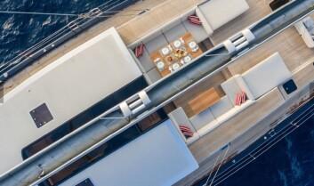 LUKSUS: «G2» er bygget i karbon, men har med meste av luksus.