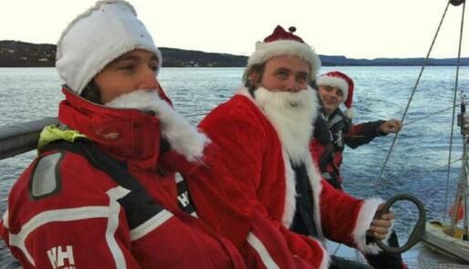 Jul og nyttår er regattatid