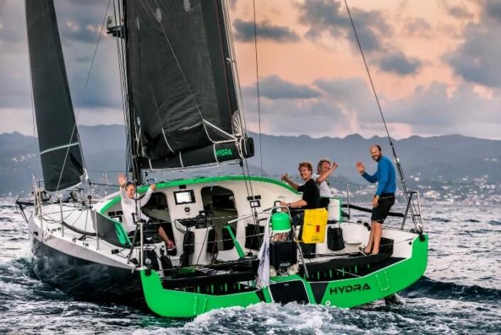 «Hydra» i RORC Transatlatic Race
