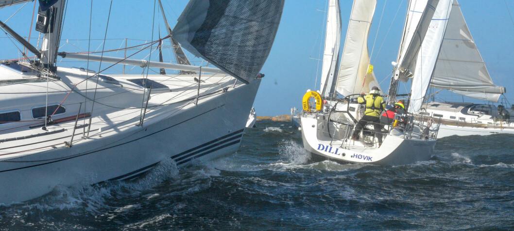 Sjekk regattabilder fra 2018