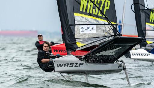 Første NM for Waszp i 2019