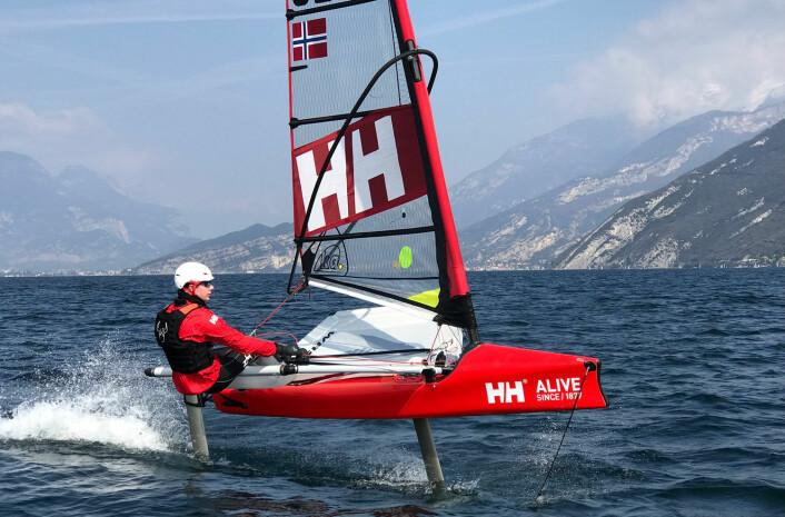 45 BÅTER: I 2019 vil den norske flåten av Waszp telle cirka 45 båter.